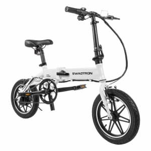 Swagtron EB5 Electric Bike for $450