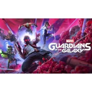 Marvel Guardians of the Galaxy for PC for $48