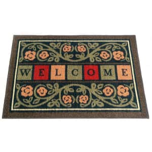 "Ottomanson 20x30"" Doormat for $12"