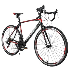 Finiss 21-Speed Road Bike for $340