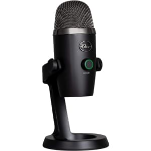 Blue Microphones Yeti Nano Premium USB Mic for $80