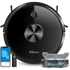 Ultenic 2-in-1 Robot Vacuum Cleaner and Mop for $179