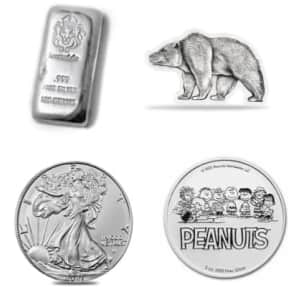 Coins and Bullion at eBay: Up to 50% off