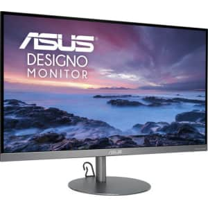 """Asus Designo 27"""" 1440p IPS LED Monitor for $240"""