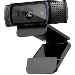 Logitech C920x HD Pro Webcam for $60