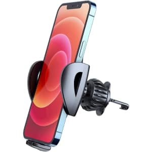 DracoLight Car Air Vent Phone Holder for $6
