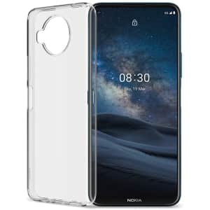 Unlocked Nokia 8.3 Dual-SIM 128GB 5G Android Smartphone w/ Clear Case for $400