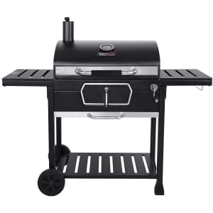 """Royal Gourmet Deluxe 30"""" Charcoal Grill for $189"""