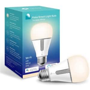 TP-Link Kasa 60W-Equivalent Tunable Smart Light Bulb for $59