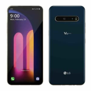Unlocked LG V60 ThinQ 5G 128GB Android Smartphone for $389