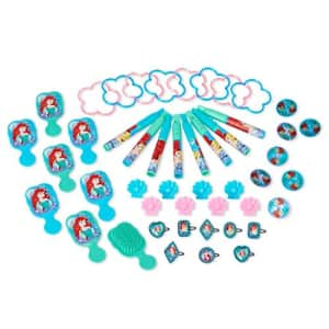 American Greetings Disney Ariel Party Supplies Mega Value Favor Pack, 48-Count for $35