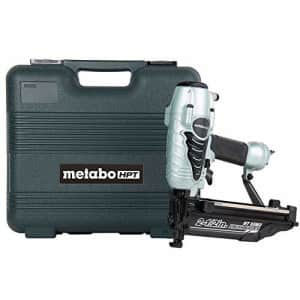 Metabo HPT Finish Nailer, 16 Gauge, Finish Nails - 1-Inch up to 2-1/2-Inch, Integrated Air Duster, for $141