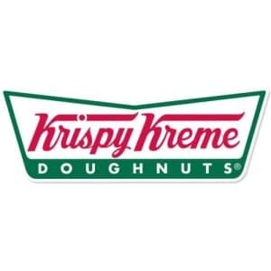 Krispy Kreme First Responders' Day: Free original glazed doughnut and coffee