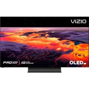 "Vizio 65"" 4K HDR OLED UHD Smart TV (2020) for $1,500"