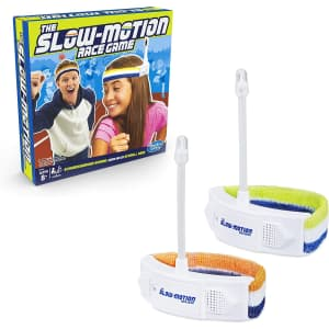 Hasbro The Slow-Motion Race Game for $12
