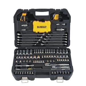 DeWalt 142-Pc. Mechanic's Tool Kit for $85