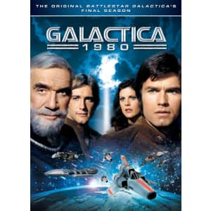 TV Sci-Fi Series at GRUV: from $8.99 + Extra 20% off
