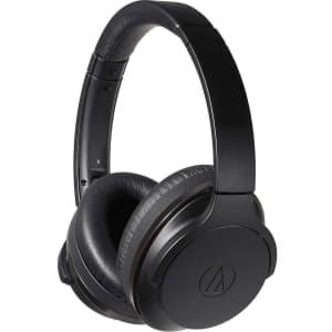 Audio-Technica QuietPoint Wireless Active Noise-Cancelling Headphones for $149