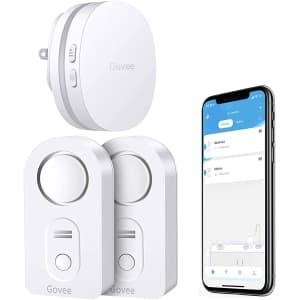 Govee WiFi Water Sensor 2-Pack for $28