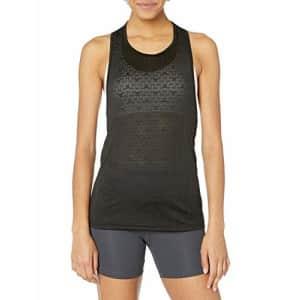 SHAPE activewear Women's Boost Muscle Tank, Black, S for $22
