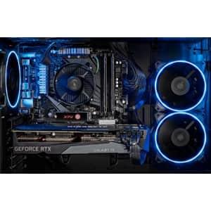 Skytech Azure Gaming PC Desktop - AMD Ryzen 5 3600 3.6GHz, RTX 3070 8GB, 16GB DDR4 3000, 1TB NVME, for $2,050