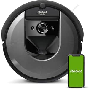 iRobot Roomba i7 7150 WiFi Connected Vacuum for $540