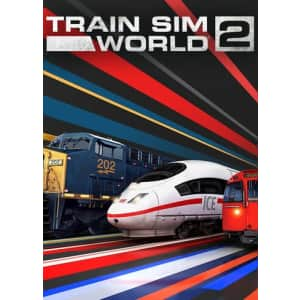 Train Sim World 2 for PC (Epic Games): free