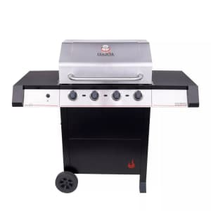 Char-Broil Performance 4-Burner Gas Grill for $180
