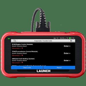 Launch OBD2 Car Diagnostic Scanner for $121