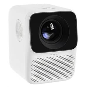 Wanbo T2 Max Portable Mini LED Projector for $133