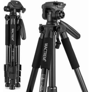 Macterm Camera Tripod for $23