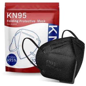 KN95 Masks Sale at Hotodeal at hotodeal.com: 40% off