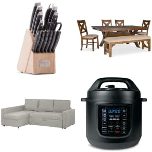 Home Depot Get More out of Summer Home Event: Up to 40% off