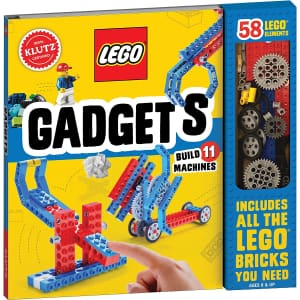 Klutz LEGO Gadgets Science and Activity Kit for $21