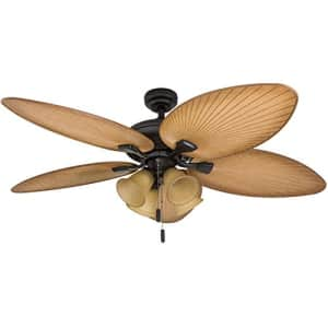 """Honeywell Ceiling Fans 50506-01 Palm Valley 52"""" Ceiling Fan, Espresso for $205"""