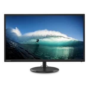 "Lenovo 32"" 1440p IPS LED Gaming Monitor for $180"