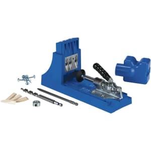 Kreg Pocket-Hole Jig System for $105