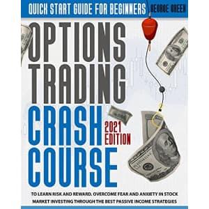 """Options Trading Crash Course"" Kindle eBook: Free"