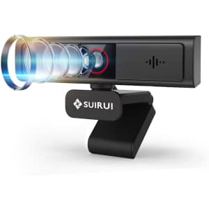 Suirui USB Webcam with Microphone for $39