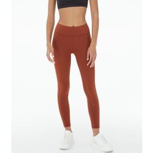 Aeropostale Women's Flex High-Rise Pocket Leggings for $10