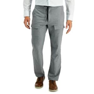 Alfani Men's Cargo Pants for $19