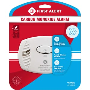 First Alert Carbon Monoxide Alarm at Ace Hardware: for $15 w/ First Alert Smoke Detector Purchase