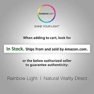 Rainbow Light Prenatal Multivitamin, Immune Support, 120 Capsules (Package May Vary) for $43