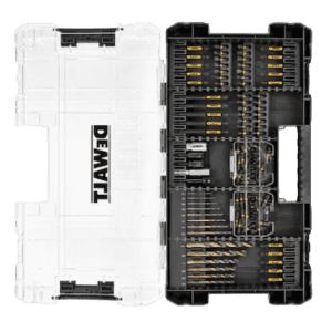 DeWalt 111-piece Screwdriver Bit Set for $50