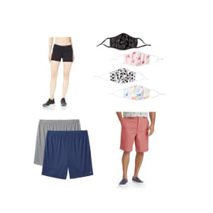 Amazon Brand Apparel Essentials: Up to 72% off