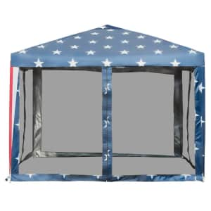 Costway 10x10-Ft. Pop Up Tent for $139