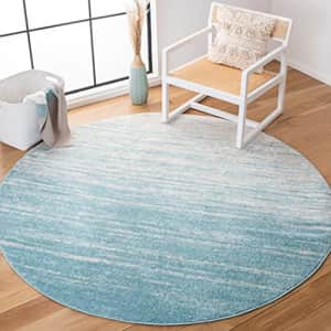 SAFAVIEH Adirondack Collection ADR113J Modern Ombre Non-Shedding Dining Room Entryway Foyer Living for $92
