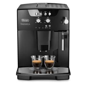 DeLonghi Magnifica Fully Automatic Espresso and Cappuccino Machine for $470 for members