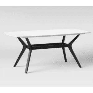 """Project 62 72"""" Emmond Mid-Century Modern Dining Table for $315"""
