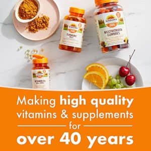 Vitamin C by Sundown, Vitamin C Gummies for Immune Support, with Rose Hips & Bioflavonoids, 90 for $14